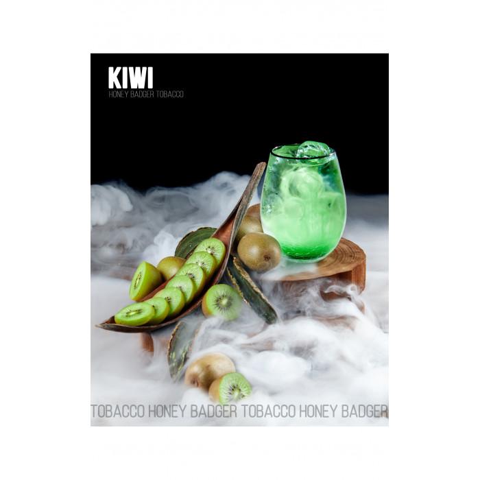 Табак для кальяна Honey Badger Kiwi (Киви), Wild 40гр - фото 1 - Kalyanchik.ua