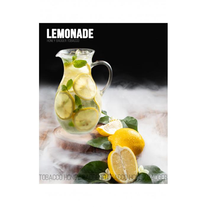 Табак для кальяна Honey Badger Lemonade (Лимонад), Wild 40гр - фото 1 - Kalyanchik.ua