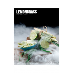 Табак для кальяна Honey Badger Lemongrass (Лемонграсс), Wild 40гр
