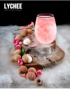 Табак для кальяна Honey Badger Lychee (Личи), Wild 40гр