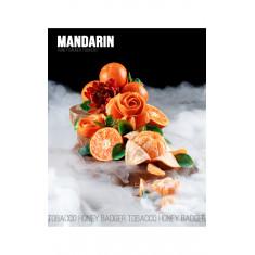 Табак для кальяна Honey Badger Mandarin (Мандарин), Wild 40гр
