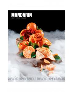 Табак для кальяна Honey Badger Mandarin(Мандарин), Wild 40гр