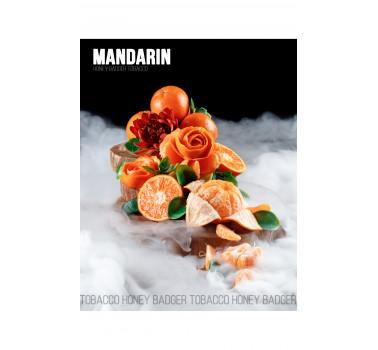 Табак для кальяна Honey Badger Mandarin (Мандарин), Mild 40гр
