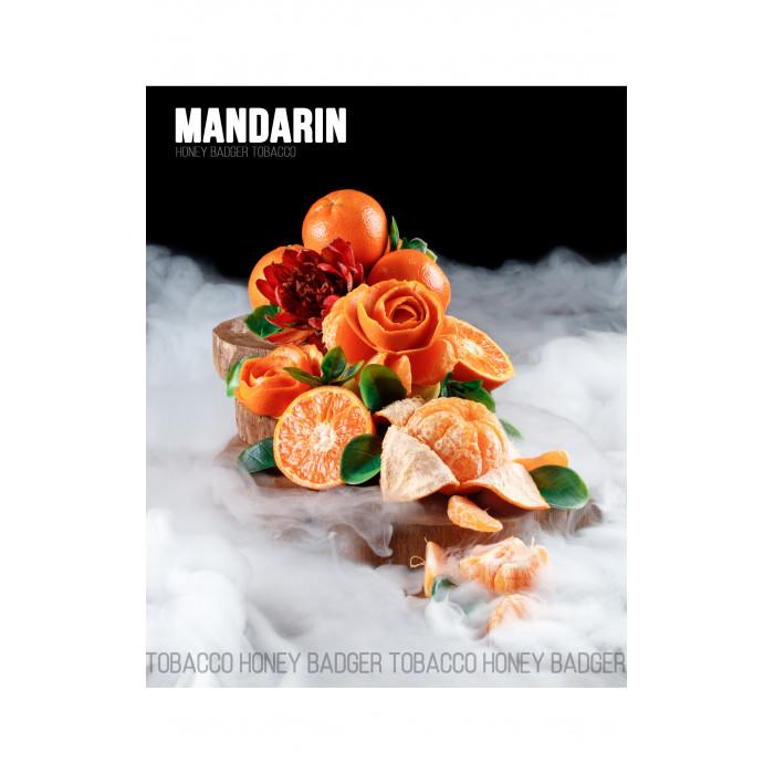 Табак для кальяна Honey Badger Mandarin (Мандарин), Mild 40гр - фото 1 - Kalyanchik.ua