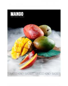 Табак для кальяна Honey Badger Mango(Манго), Wild 40гр