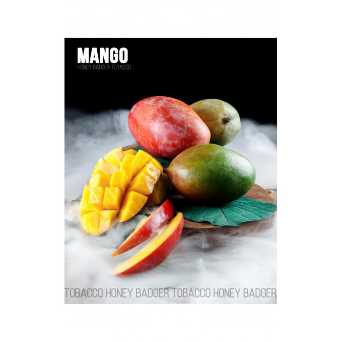 Табак для кальяна Honey Badger Mango (Манго), Mild 40гр - фото 1 - Kalyanchik.ua