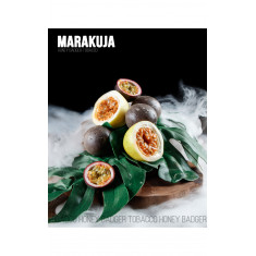 Табак для кальяна Honey Badger Marakuja (Маракуя), Wild 40гр