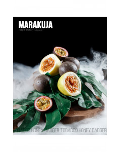 Табак для кальяна Honey Badger Marakuja(Маракуя), Wild 40гр