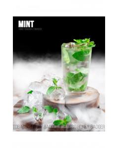 Табак для кальяна Honey Badger Mint(Мята), Wild 40гр
