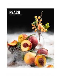 Табак для кальяна Honey Badger Peach (Персик), Mild 40гр