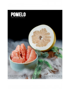 Табак для кальяна Honey Badger Pomelo (Помело), Wild 40гр