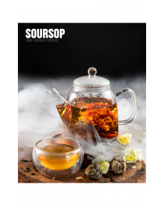 Табак для кальяна Honey Badger Soursop (Саусеп), Wild 40гр