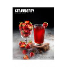 Табак для кальяна Honey Badger Strawberry (Клубника), Mild 40гр