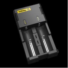 Зарядное устройство Nitecore Intellcharger i2