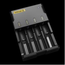 Зарядное устройство Nitecore Intellcharger i4