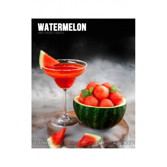 Табак для кальяна Honey Badger Watermelon (Арбуз), Mild 40гр - фото 1 - Kalyanchik.ua