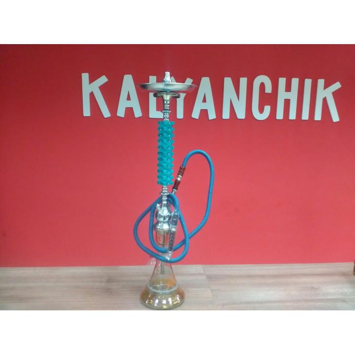 Кальян с каменными вставками (Акционное предложение) - фото 1 - Kalyanchik.ua