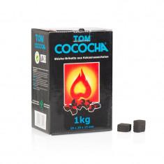 Уголь кокосовый Tom Cococha Blue, 1кг