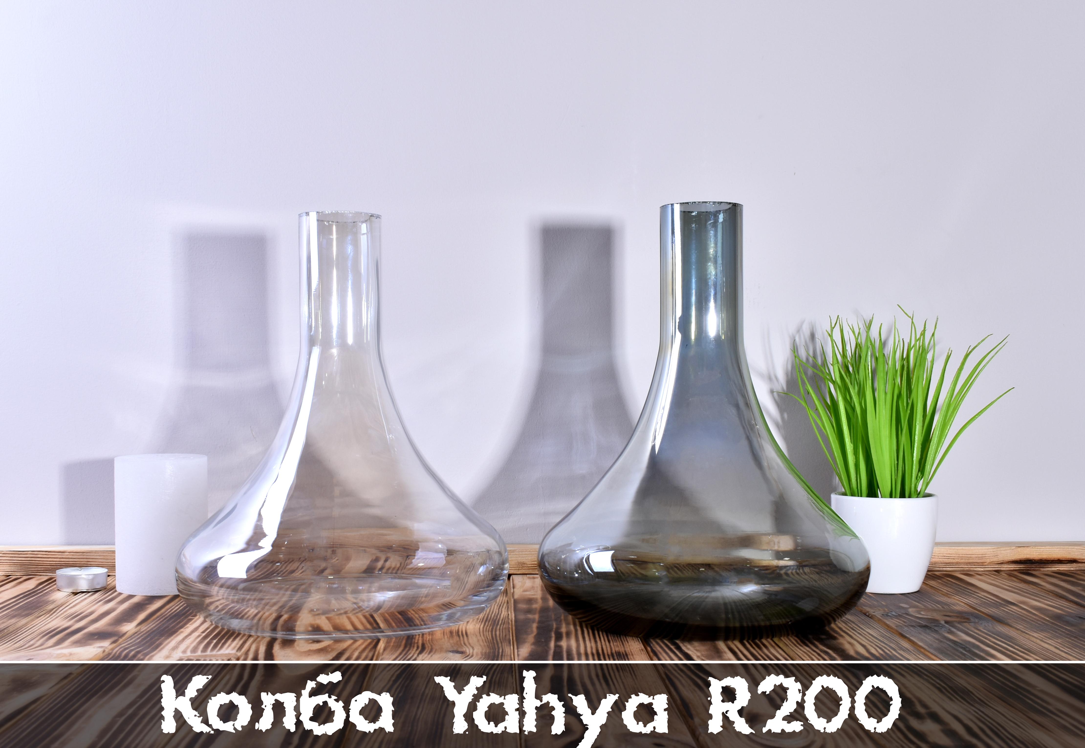 Колба для кальяна Yahya R200 - фото 3 - Kalyanchik.ua
