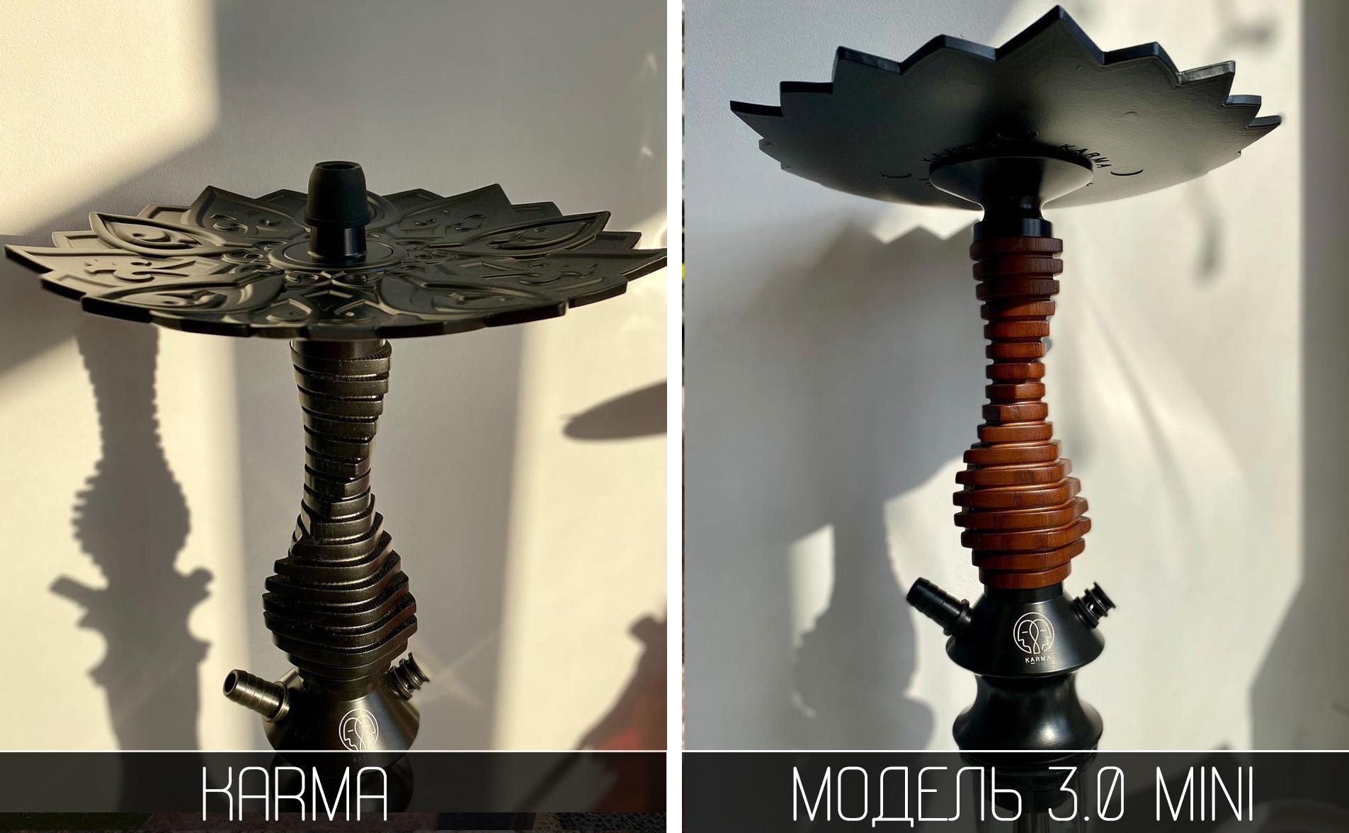 Шахта Karma Модель 3.0 Mini - фото 5 - Kalyanchik.ua